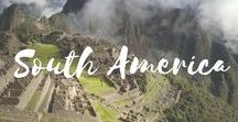 Discover SOUTH AMERICA / Follow this board to find tip, tricks, advice, and best places to visit when you travel to South America. Use this board to fuel your South American wanderlust and curate your ultimate South America bucket list.