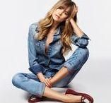 студия / джинсовая одежда