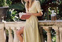 New Romantics / chic, parisian style