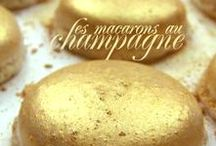 Macarons / Look at these little scrumptious things......