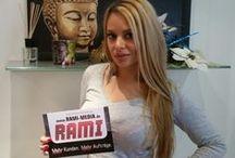 www.RAMI-MEDIA.de ✓ / Mehr Kunden. Mehr Aufträge. Über 12 Jahre Erfahrung bringen Sie nach oben. Mehr auf http://fb.rami.de (Rami Badouch, Facebook)