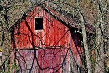 Old Houses / Barns