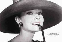 Audrey Hepburn / by Sonja's Strubbelkopp