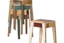 Chairs & stools / Looking for some stools for extra seats and a couple of dining chairs