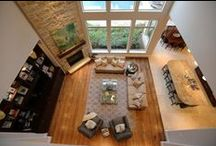 Living / View custom living areas - pin your fave!