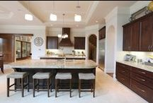 Kitchen / View custom kitchen designs - pin your fave!