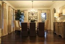 Dining / View custom dining room designs - pin your fave!
