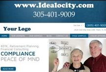 Web Design Samples / This board contains samples of web designs that like of that we have created for our clients.