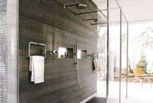 bathrooms / by Maureen Hartung