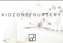 K I D Z O N E / N U R S E R Y / by Decor Aid