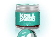 NKO® Krill-Omega3 / 100% tisztaságú NKO® Krill olaj, asztaxantin tartalommal