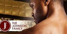Unforgettable / Book 1 of the Johnson Family series - She offered everything he never knew he needed…