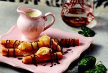 Γλυκές απολαύσεις / Πρωτότυπες συνταγές για όλα τα γούστα