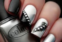 Nail Biting Art / Nail Art Designs
