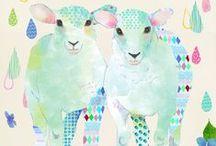Badger&Sheep