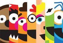 Sesame Street&Muppets