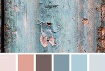 Color Schemes / Some ispirational color schemes for web design