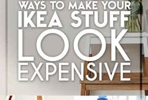 IKEA Ideas /Hacks / by Sonja's Strubbelkopp