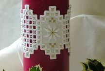 Hardanger Embroidery / Hardanger Embroidery