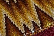 Florentine Embroidery (Bargello) / Florentine Embroidery