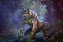 Mytology/Magic / Creatures etc
