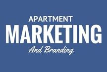 Apartment Marketing & Branding / Connecting with residents through community events, Facebook posts, and unique Pinterest content.