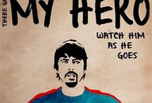For the love of Rock and Grohl / Rock music is best