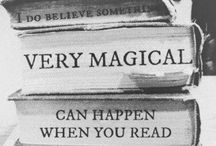 Books...they are awesome!! / Reading is a beautiful escape