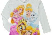 Disney Princess Księżniczki / Ubranka dla Małej Księżniczki.