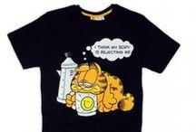 Garfield t-shirt men