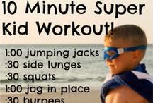 Fun Fitness / Great ways to stay active, wherever and whenever!
