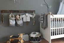 Baby Room - Baby Kamer / ik moet echt 2 kinderkamers hebben, 1 voor BABY met een wiegje, en 1 voor peuter met een ledikantje!