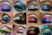 Make-up/face paint ideas