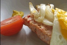 Wurst und Aufschnitt - Sausages and cold cuts / Selbergemachte Wurst und leckeren Aufschnitt Self made sausages and delicious cold cuts