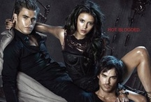 The Vampire Diaries  / The Vampire Diaries is a supernatural drama television series developed by Kevin Williamson and Julie Plec, based on the book series of the same name written by L. J. Smith. The series premiered on The CW Television Network on September 10, 2009. The series takes place in Mystic Falls, Virginia, a fictional small town haunted by supernatural beings. The main focus of the series is the love triangle between the protagonist Elena Gilbert and vampire-brothers Stefan Salvatore and Damon Salvatore.
