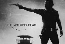 """The Walking Dead / The Walking Dead is an American horror television drama series developed by Frank Darabont. It is based on the comic book series of the same name by Robert Kirkman, Tony Moore, and Charlie Adlard. The series stars Andrew Lincoln as sheriff's deputy[2] Rick Grimes, who awakens from a coma to find a post-apocalyptic world dominated by flesh-eating """"walkers"""", resembling zombies. He sets out to find his family and encounters other survivors along the way."""