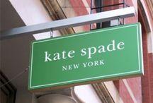 Kate Spade / Kate Spade Addiction!   / by Precious 1908 Pearl