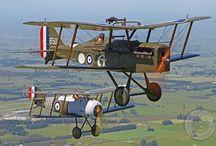 WW1 Planes / by David Ledger