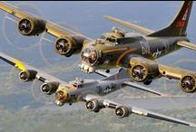 WW2 Planes / by David Ledger