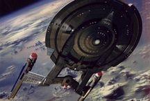 Star Trek / All aspects of Star Trek / by David Ledger