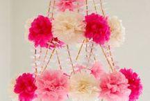 Con flores / De flor en flor