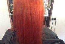 COLOUR Copper hair / Copper hair inspiration