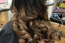 EXTENSIONS Show Pony Hair Extensions / Hair extension ideas, Hair extensions are great to add length,colour and volume