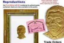 Memorabilia & Collectors Items / Various Memorabilia & Collectors Items - MADiBA Mania