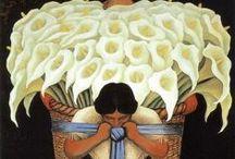 Diego Rivera- Frida Kahlo. / by Mireya Nuñez