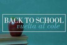 Back to school - vuelta al cole