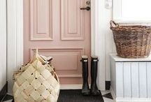 Hunter Boots } Town & Country living / Roaming around in style