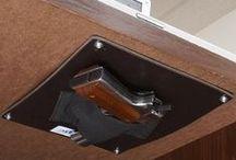Przechowujemy Broń / Gun Storage