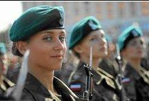 Girls in Polish Army / Dziewczyny w armi.