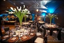 Table Settings / Check out all the beautiful ways our brides and grooms set the table for their guests.